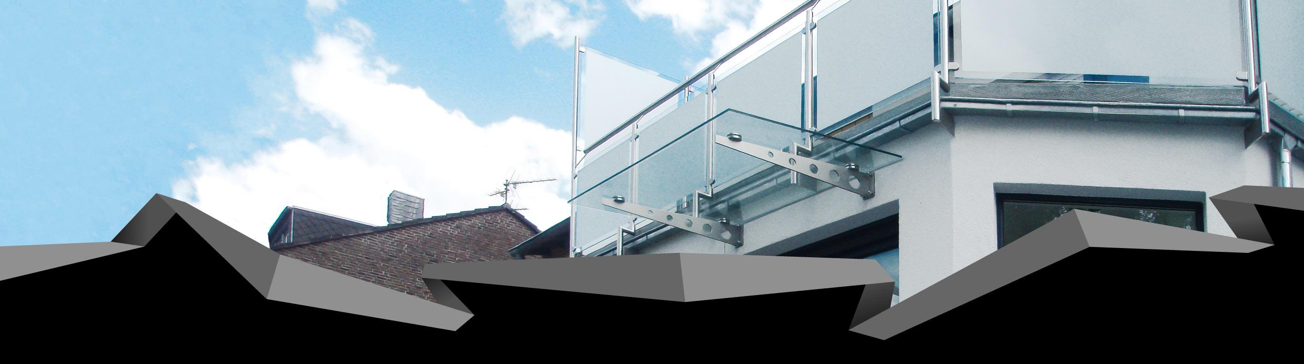 Stahl- und Glaskonstruktionen